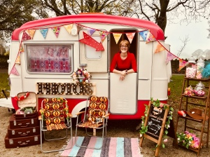 Caravan of Love vintage photo booth