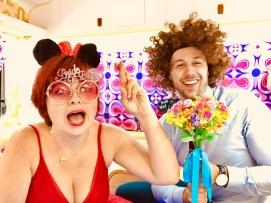 Photobooth, Caravan, wedding, vintage